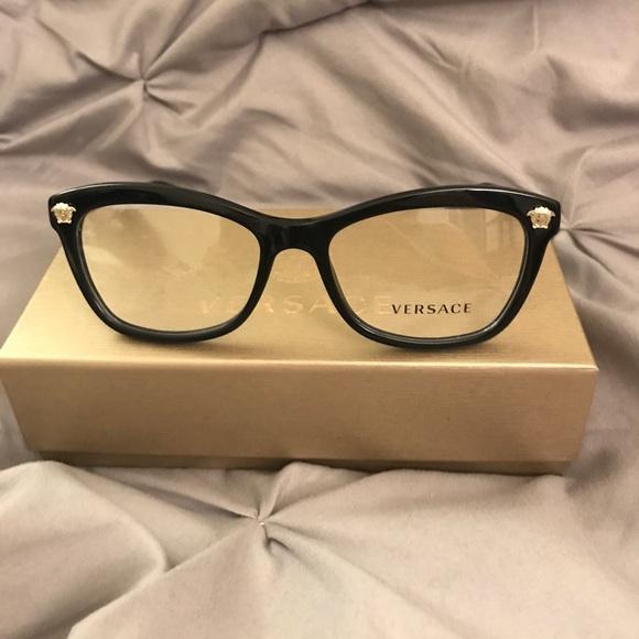 818a844cabc Versace VE3224 3224 Eyeglasses Frames