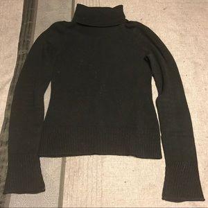 ❌SOLD❌ Black Turtleneck Sweater