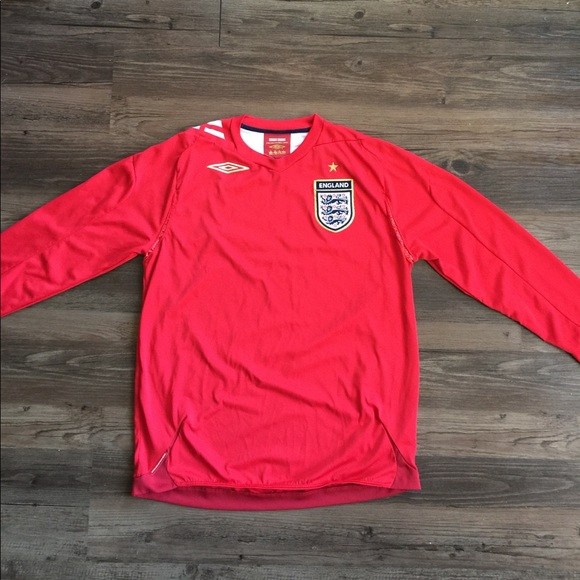 ff2708ff5 Umbro Shirts | England Away Jersey 200608 Excellent Condition | Poshmark