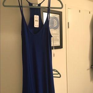 Splendid high low tank dress