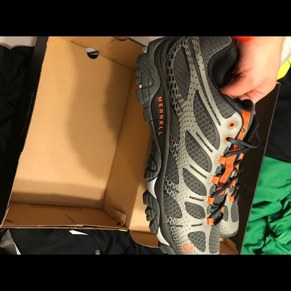 Merrell Shoe Size Compared To Nike