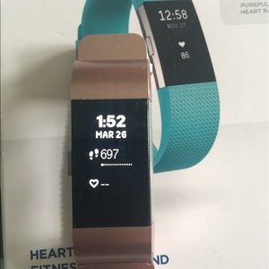 Fitbit charge hr 2 露♂️♀️⚾️