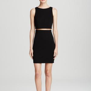 Dress - Middle Linebacker Sleeveless Illusion Meet