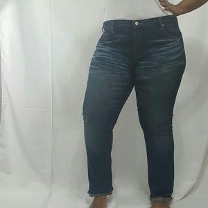 Denim - Mossimo Jeans 18Boyfriend Fit