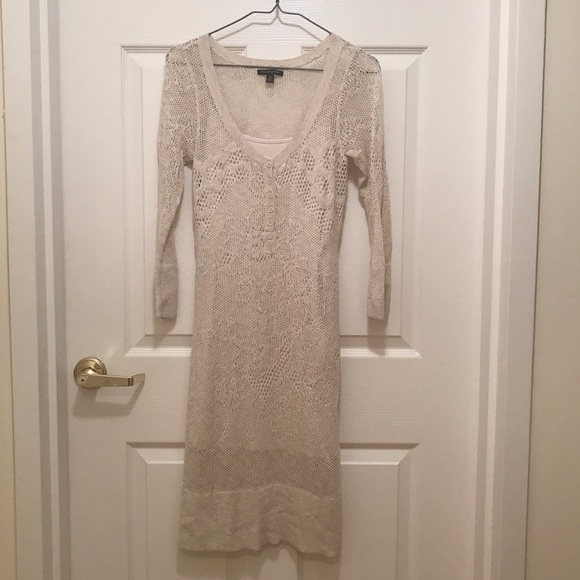 American Eagle Outfitters Dresses & Skirts - American Eagle crochet dress
