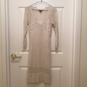 American Eagle crochet dress