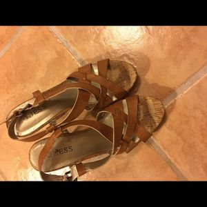 Guess wedges