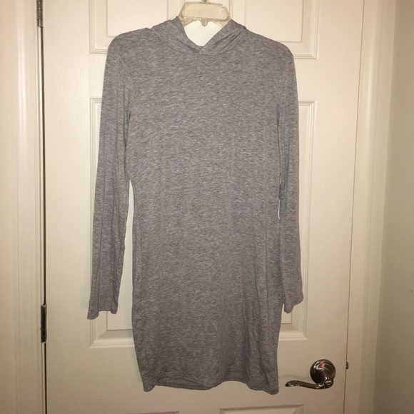 Boohoo Dresses & Skirts - Hooded long-sleeve dress