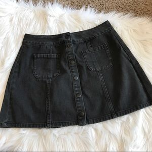 Women's Brandy Melville Denim Skirt on Poshmark