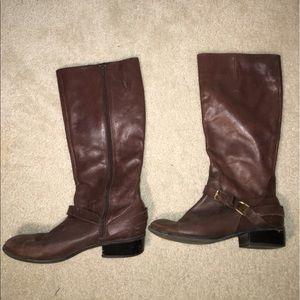 brown ralph lauren riding boots on Poshmark