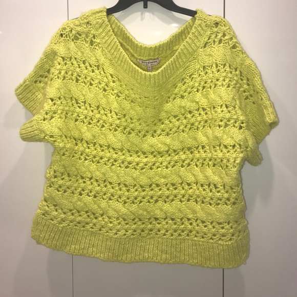 83% off Juicy Couture Sweaters - 👕Juicy Coutre Cute Yellow ...