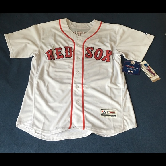wholesale dealer a45e4 b2978 Boston Red Sox #50 Mookie Betts jersey New NWT