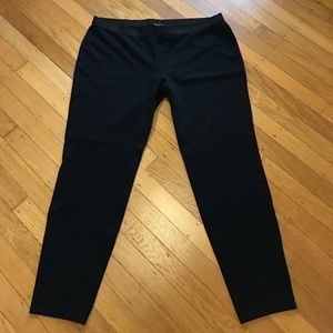 Women's Large Eileen Fisher Cropped Ankle Pants ☀️