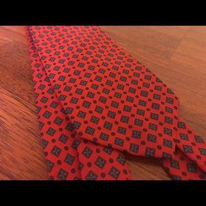 Men's Italian Handmade All Silk Suit Tie