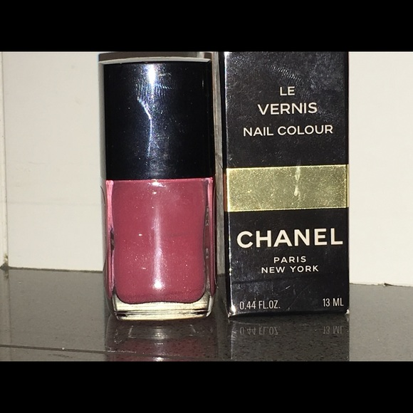 Chanel Le Vernis ESCAPADE DESERT ROSE Nail Polish