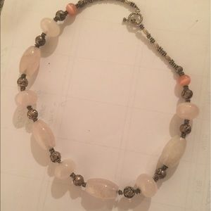 Beautiful Stone Necklace