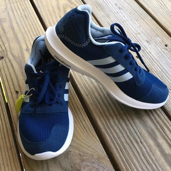 le adidas cloudfoam racer in scarpe da ginnastica nwob poshmark