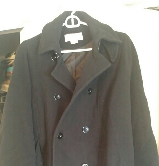 80 off michael kors jackets blazers michael kors winter p coat kaley from laura 39 s closet on. Black Bedroom Furniture Sets. Home Design Ideas