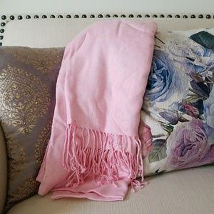 Accessories - Pink Pashmina