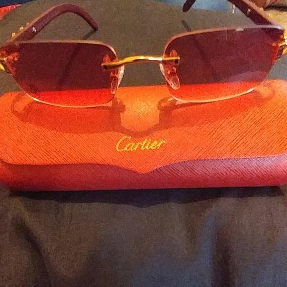 61eb023c7b97 Cartier Other - Cartier Sunglasses