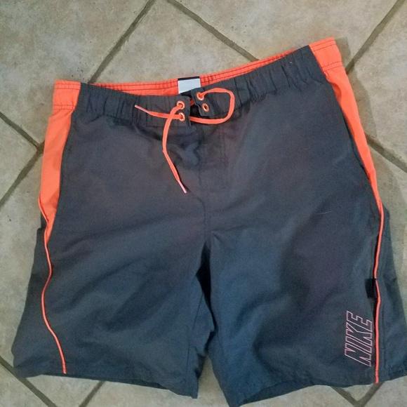 2d9f761d5b Nike Swim | Trunks Board Shorts Size Mens Small | Poshmark