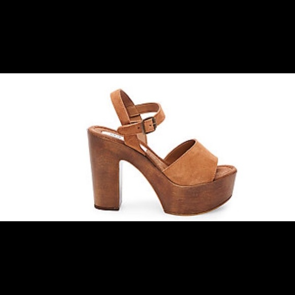 a82af5cabae Steve Madden Lulla heels. M 59663688713fde8bda00645b. Other Shoes you may  like. Black heels