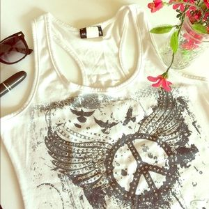 Tops - Graphic Tank