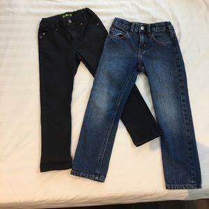 Boys 3-4 jeans bundle, from H&M.