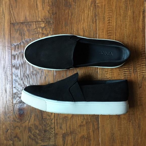 Vince Shoes | Vince Blair Black Suede