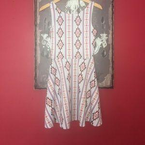 Aztec Sun Dress