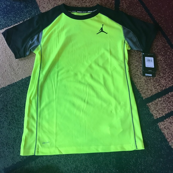 3662842c4 Jordan Shirts & Tops   Boys Nike Shirt Large Drifit Nwt   Poshmark