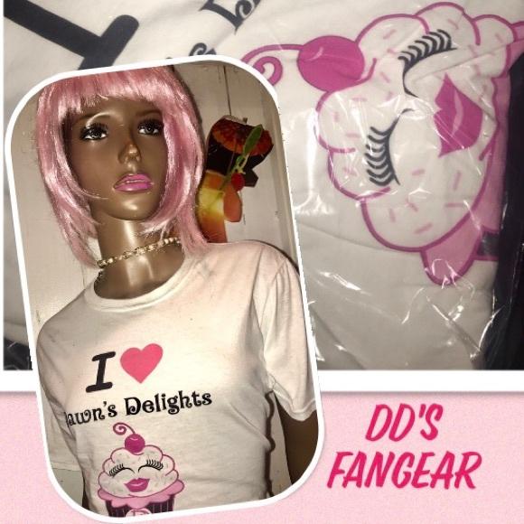🧁🧁Dawn's Delights Fan Gear🧁🧁
