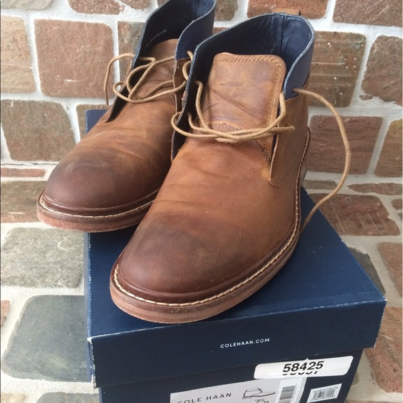 Cole Haan Colton Winter Chukka Boot 75