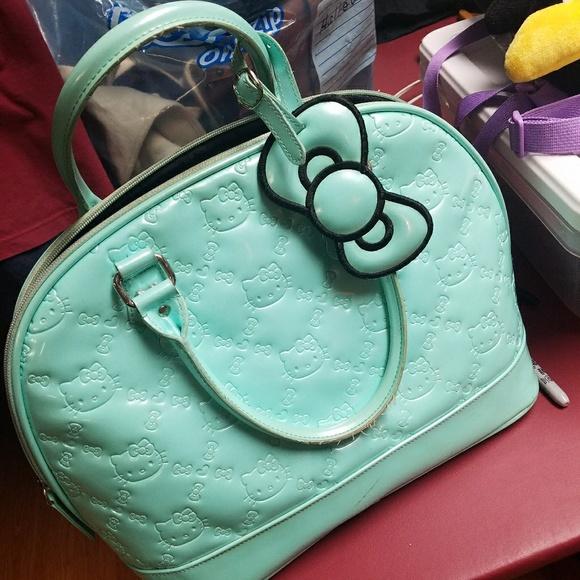 e7fc3570ba9 Sanrio Bags   Hello Kitty Bowler Bag   Poshmark
