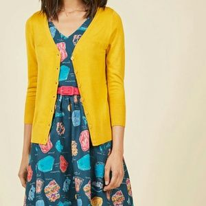 Women's Plus Size Yellow Cardigan on Poshmark