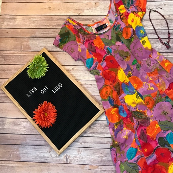 Jams World Dresses & Skirts - Jams World Floral Maxi Dress