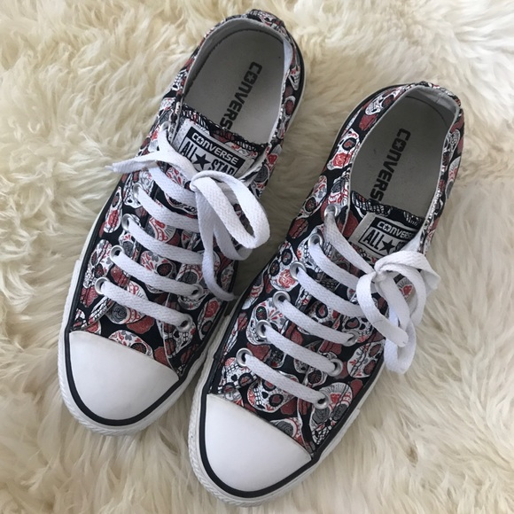 1d54b52f3cae Converse Shoes - Sugar Skull Converse
