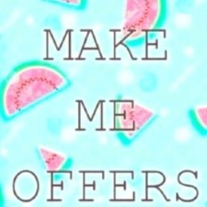 Other - Make me offers people!
