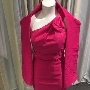 Dresses & Skirts - Landmark fuchsia cocktail dress