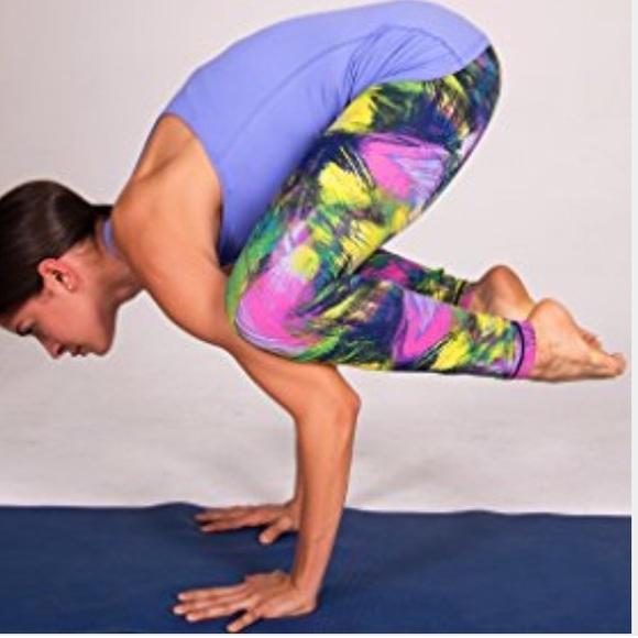 0a88c5efc8 90 Degree By Reflex Pants | Leggings Rainbow Leggings | Poshmark