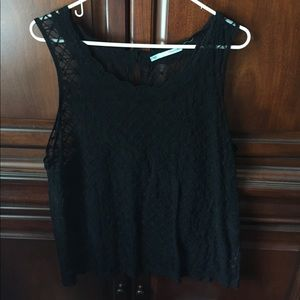 Maurices XL Lace Tank