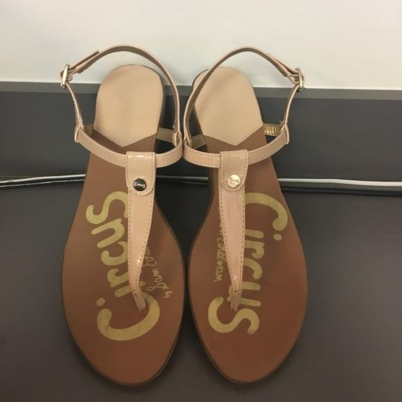 e20ca79f1 Circus by Sam Edelman Cayden Sandals Size 9