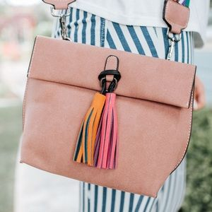 Handbags - Small Tassel Bag Purse