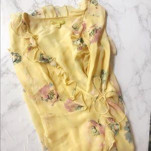 [Catherine Malandrino] Floral Maxi Dress