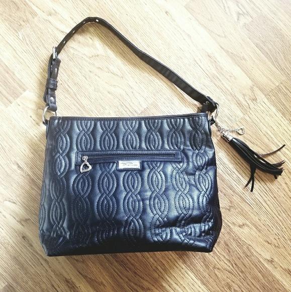 Bella Russo Bags Black Tote Brand New Poshmark
