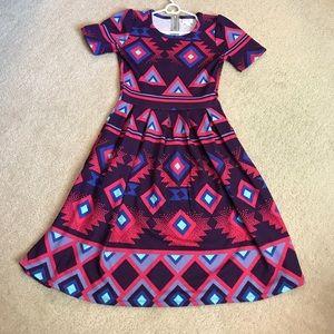 LulaRoe Amelia Dress NWOT