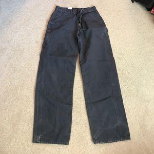 Carhartt grey jeans 32 X 32