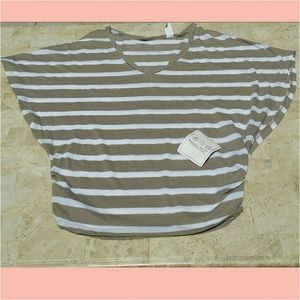 🆕THREADS 4 THOUGHT Striped organic cotton top
