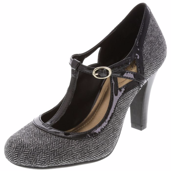 New 13w Womens Shoes Pumps Mary Jane T