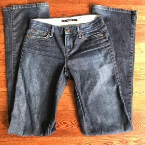 Flared Joe's Jeans